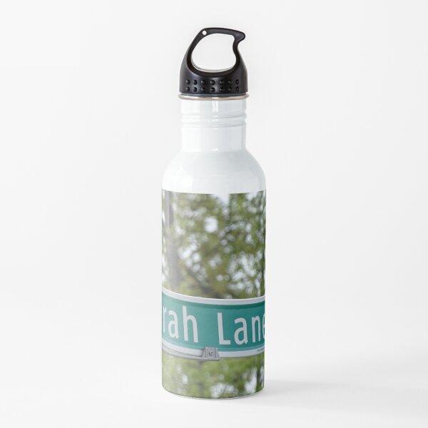 Sarah Lane, Sarah, Sarah mask, Sarah mug, Sarah magnet, Sarah sticker,  Water Bottle