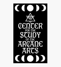Center for the Arcane Arts Photographic Print