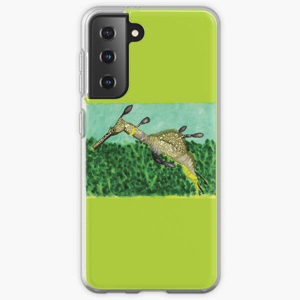 Weedy Seadragon (Phyllopteryx taeniolatus) Samsung Galaxy Soft Case