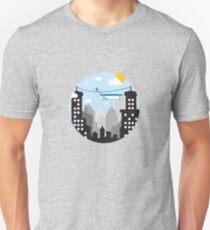 Cut Copy Paste Unisex T-Shirt