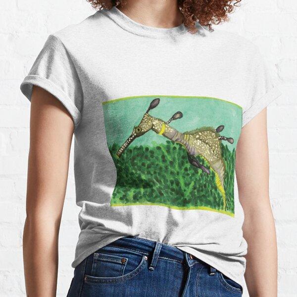 Weedy Seadragon (Phyllopteryx taeniolatus) Classic T-Shirt