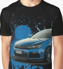 VW Golf R Graphic T-Shirt