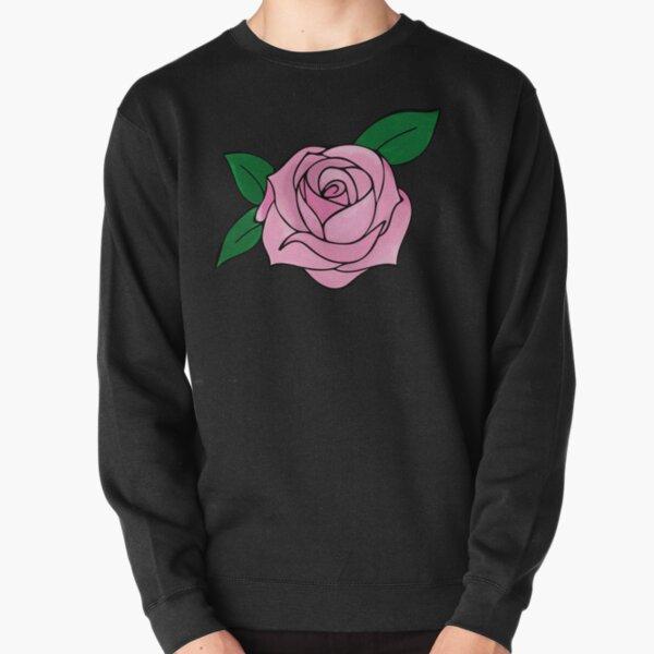 Rosie Rose Pullover Sweatshirt