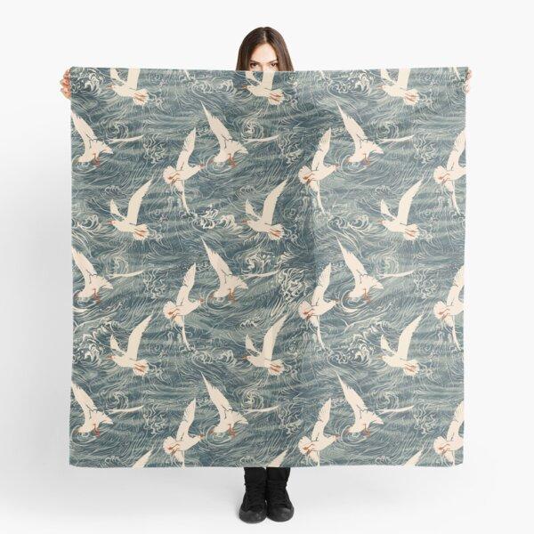 Storm Gulls Scarf