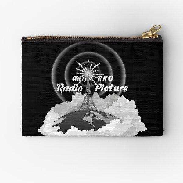 Radio NOW! Zipper Pouch