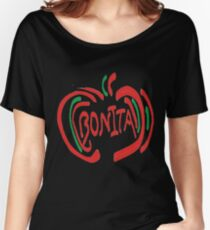 Bonita Apfel Loose Fit T-Shirt