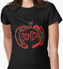 Bonita Apple Women's Fitted T-Shirt