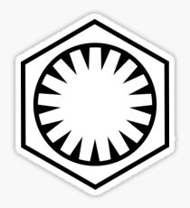 First Order Sticker