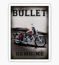 Genuine Bullet Sticker
