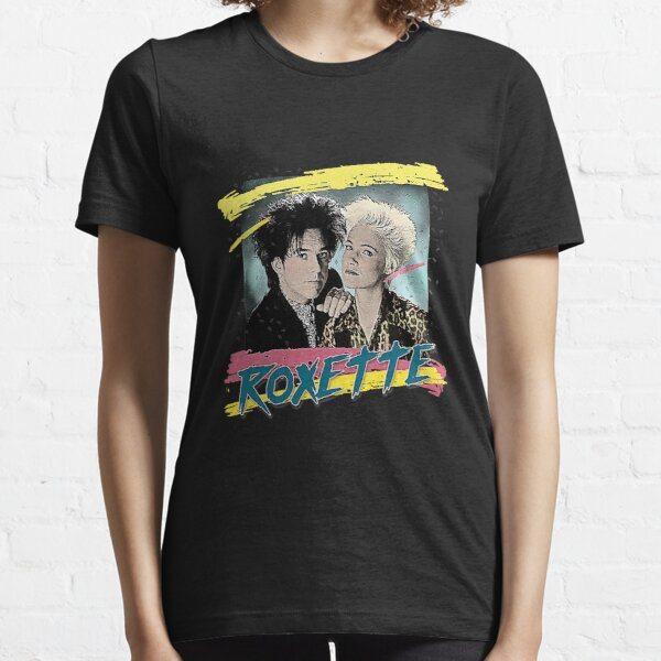 Roxette / 80s Styled Original Fan Design T-Shirt Essential T-Shirt