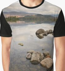 Derwentwater Graphic T-Shirt