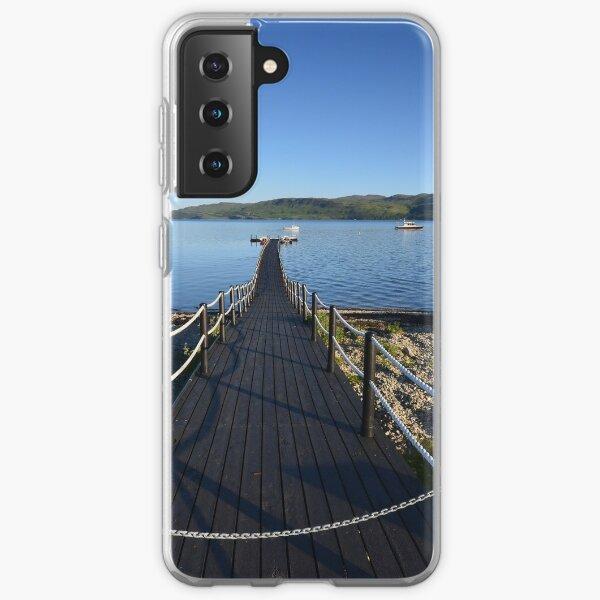 Loch Na Keal Samsung Galaxy Soft Case