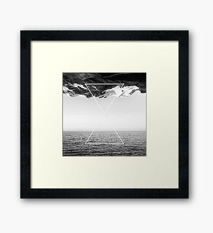 Roof of the World Framed Print