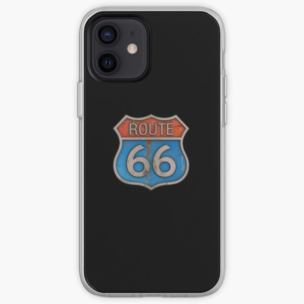 BEST SELLING - Route 66 Merchandise iPhone Soft Case