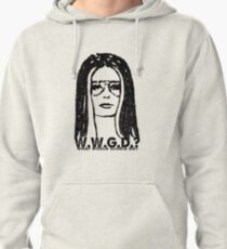 W.W.G.D.?: WHAT WOULD GLORIA DO? Pullover Hoodie