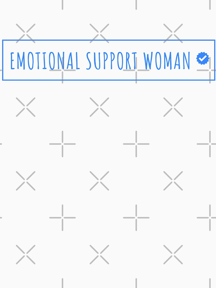 emotional support woman by a-golden-spiral