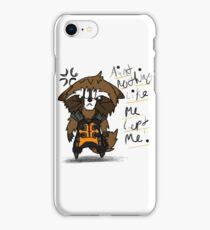 Chibi Rocket iPhone Case/Skin