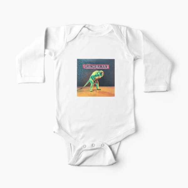 BEST SELLING - Nick Cave Grinderman Merchandise Long Sleeve Baby One-Piece