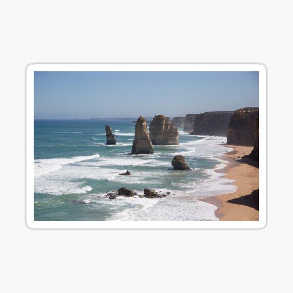 12 Apostles Australia  Sticker