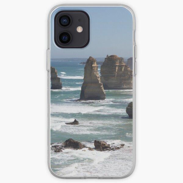 12 Apostles Australia  iPhone Soft Case