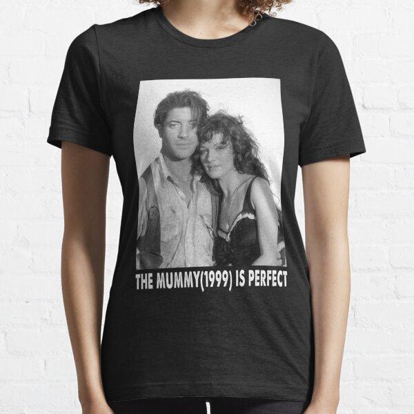 perfect The Mummy brendan gift art Essential T-Shirt