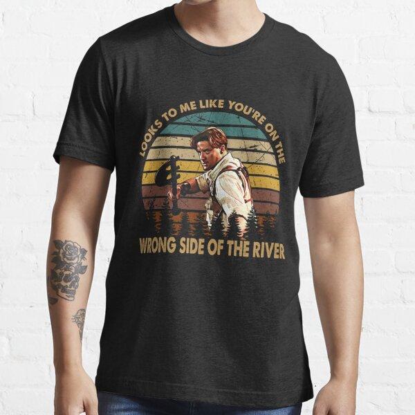 the river The Mummy brendan gift art Essential T-Shirt