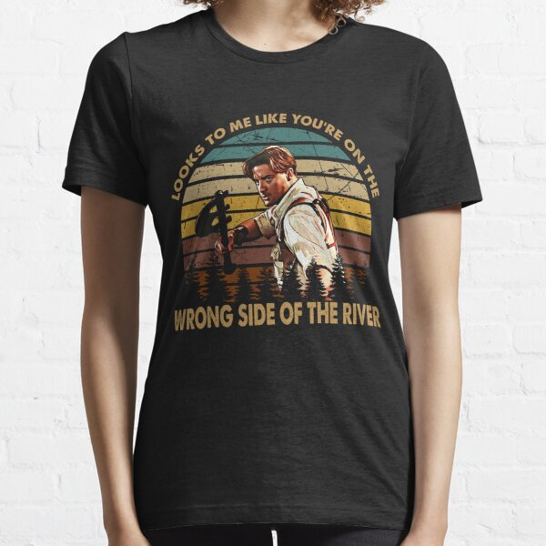 the river The Mummy brendan gift art Essential T-Shirt