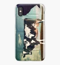 Surreal Bovine Atlas iPhone Case/Skin
