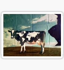 Surreal Bovine Atlas Sticker