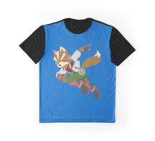 Smash Bros - Fox Graphic T-Shirt