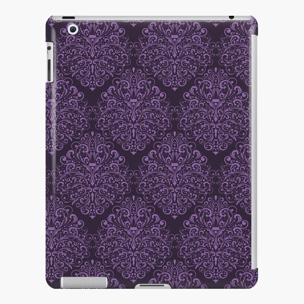 Damask Barok iPad Case & Skin