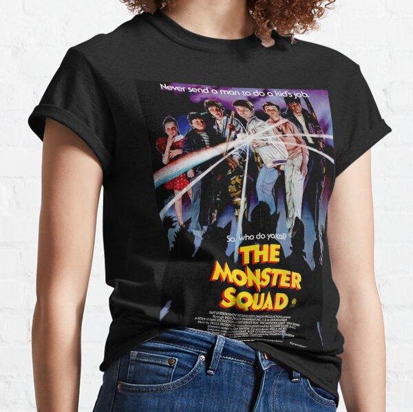 The Monster Squad (1987) Fred Dekker  Classic T-Shirt