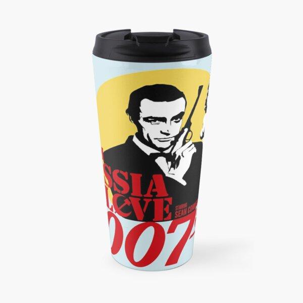 Agent 007 de James Bond, conception de Sean Connery Mug isotherme