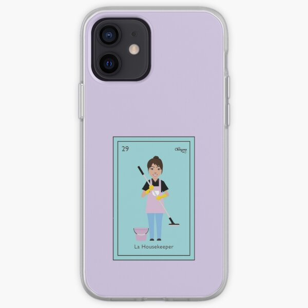 La Housekeeper iPhone Soft Case