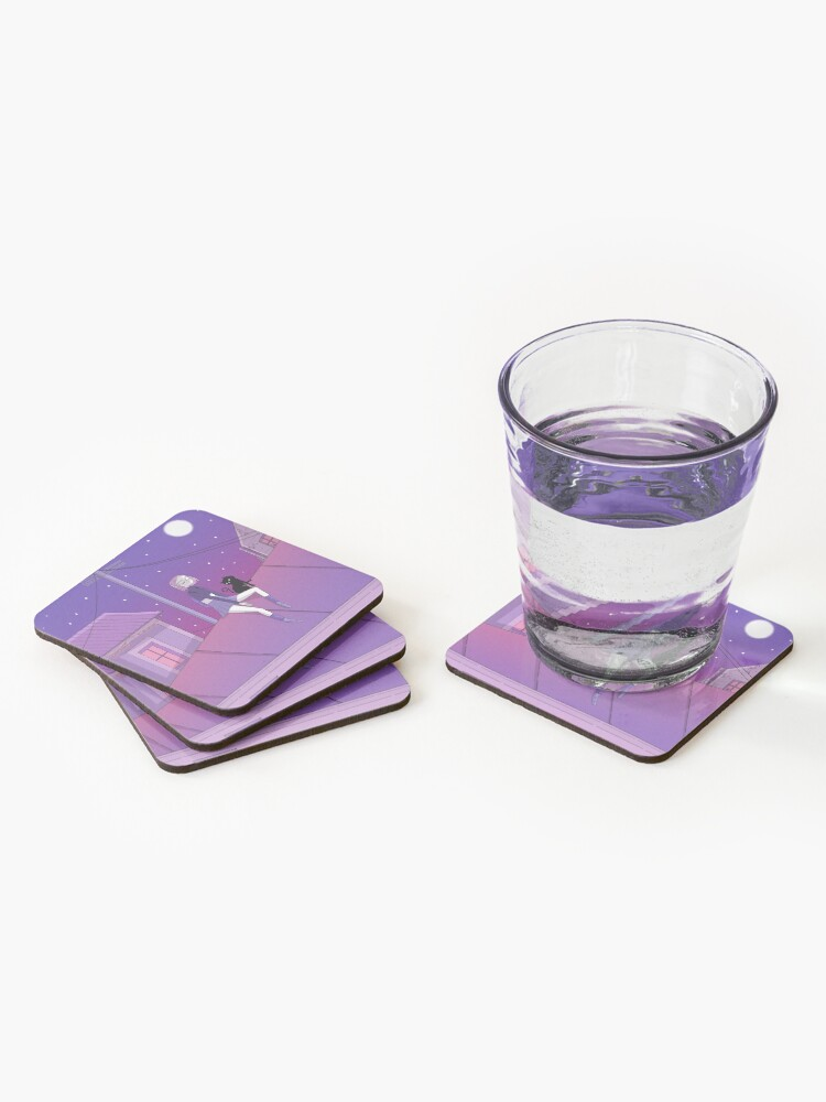 Alternate view of Landscape Coasters (Set of 4)