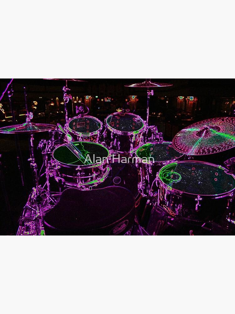 Drums by AlanHarman