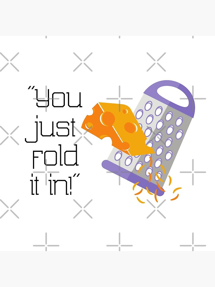 Fold in the Cheese - Moira Rose by cuteCREEPshop