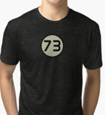 73 Sheldon shirt Tri-blend T-Shirt