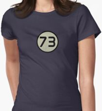 73 Sheldon-Hemd Tailliertes T-Shirt