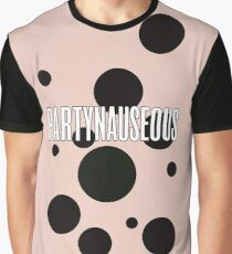 PARTYNAUSEOUS V2 Graphic T-Shirt