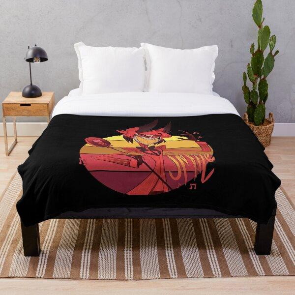 hazbin hotel Throw Blanket