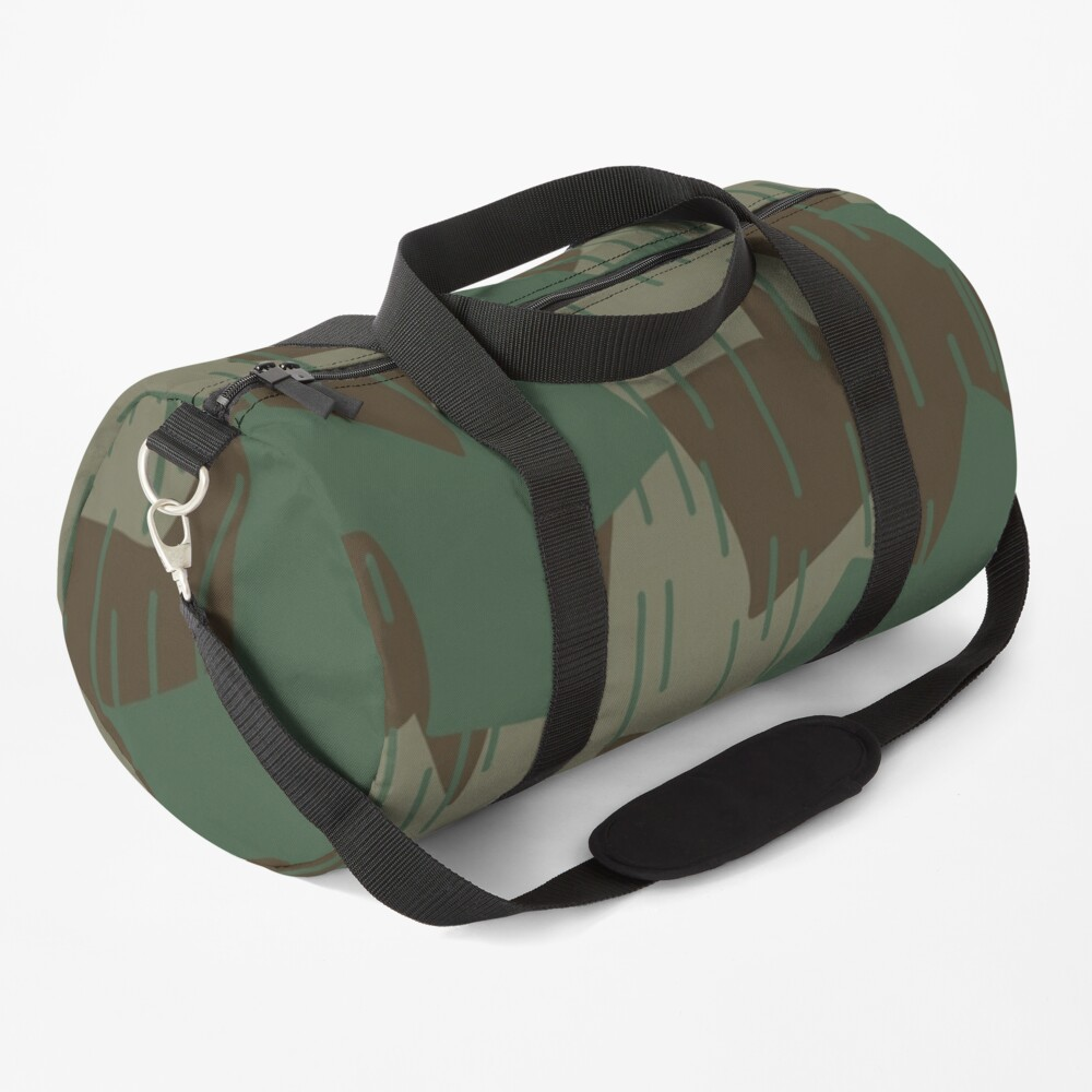 world war 2 german camouflage. Splittermuster. Duffle Bag