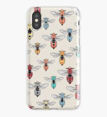DoubleGood Vespa Wasp pattern iPhone Case/Skin