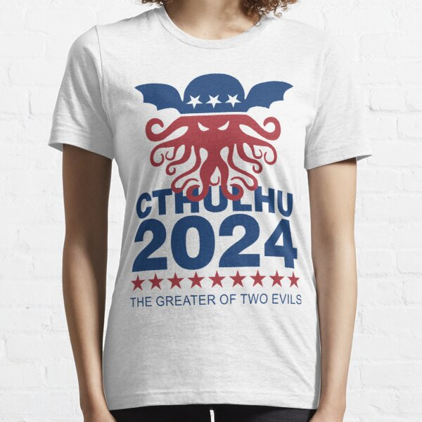 Vote Cthulhu 2024 Essential T-Shirt