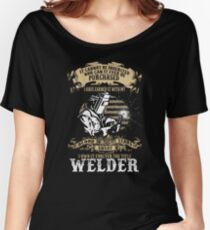 welder Women's Relaxed Fit T-Shirt