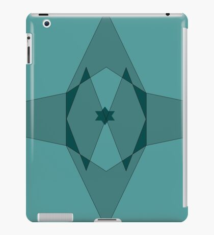star shapes iPad Case/Skin