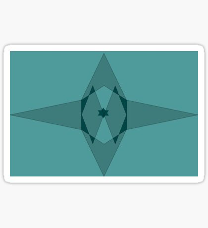 star shapes Sticker