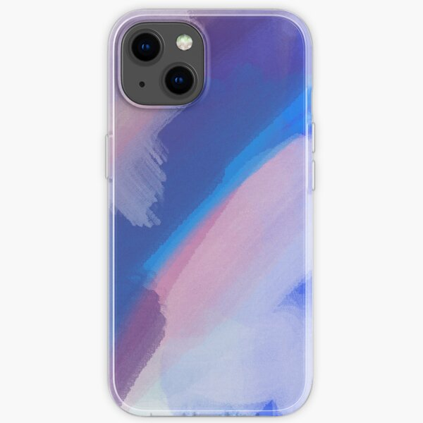 PURPLE RAIN iPhone Soft Case