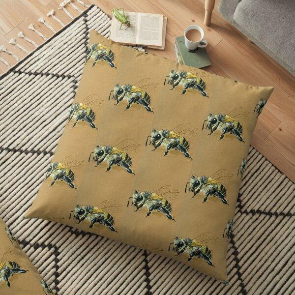 Bee Good Floor Pillow