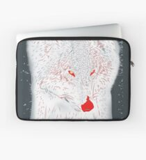 Canis Lupus Laptop Sleeve